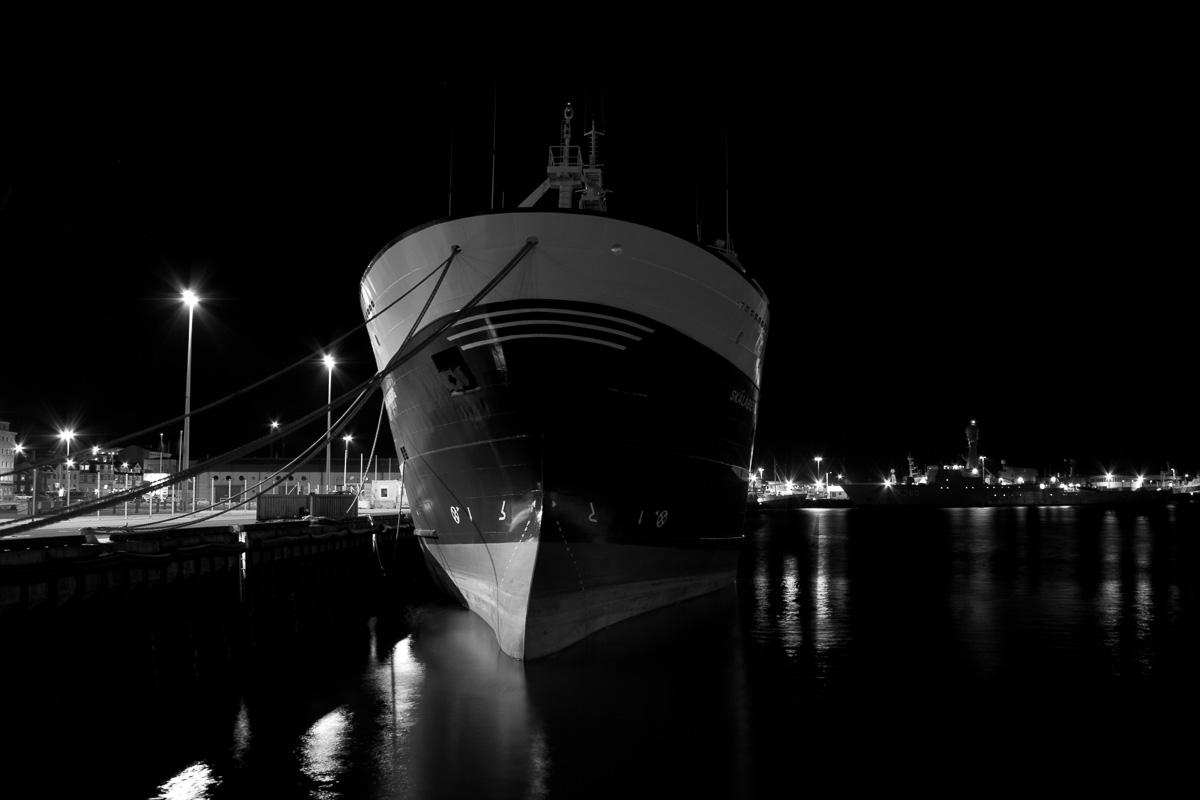 Reykjavík Hafen