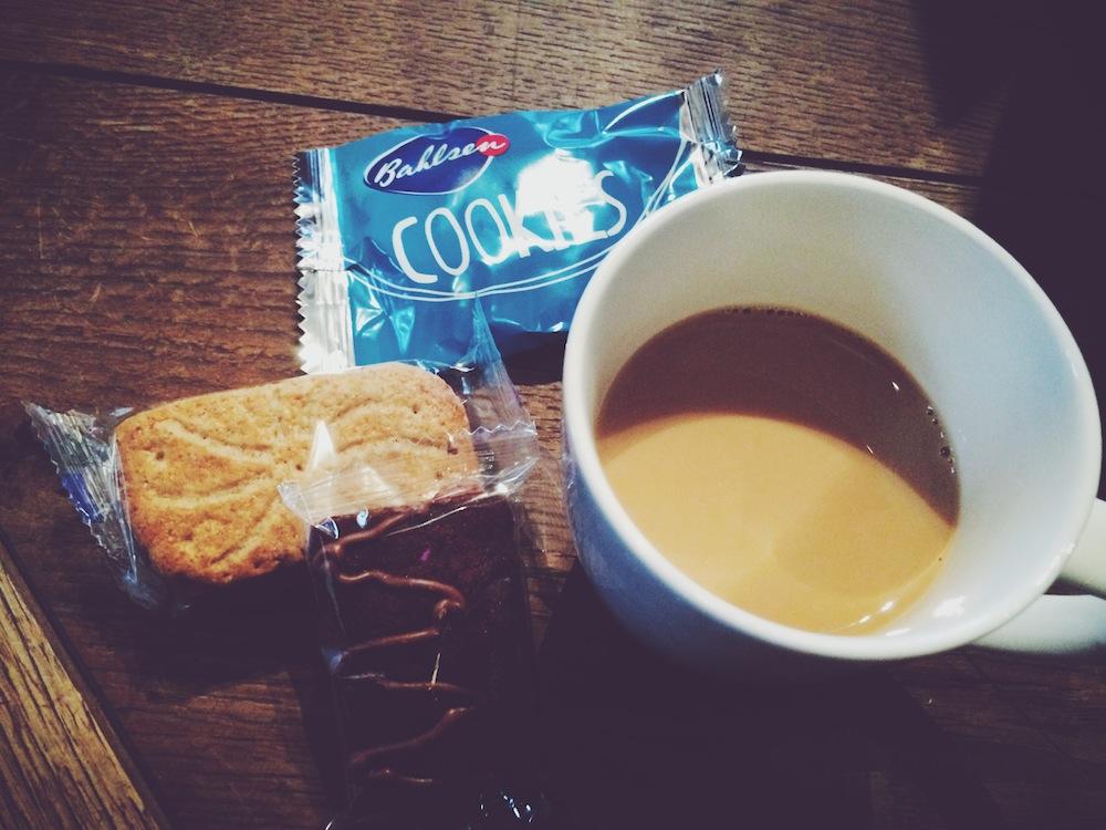 Zucker und Kaffee auf der Blogst 2014