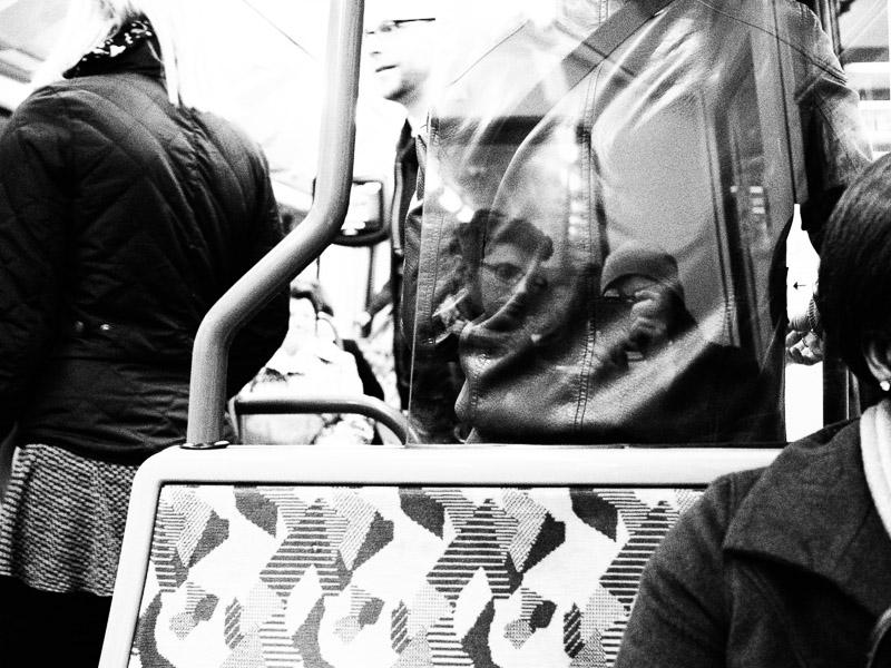 U-Bahn Selfie