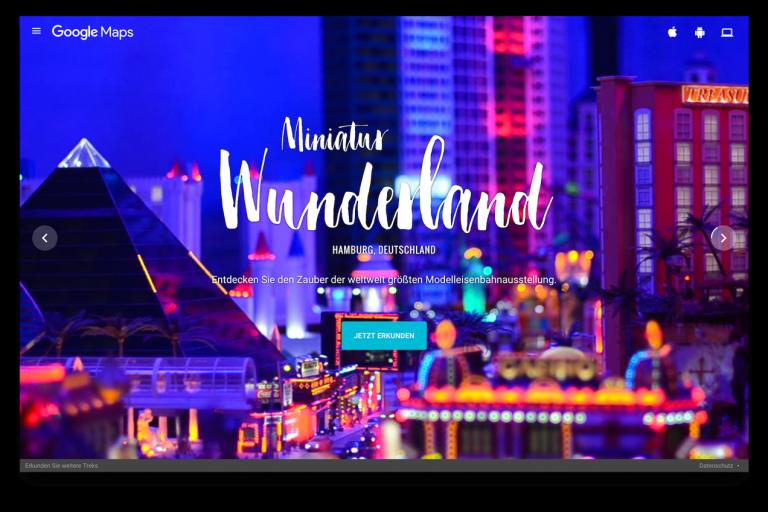 #MiniView – Das Miniatur Wunderland in digital