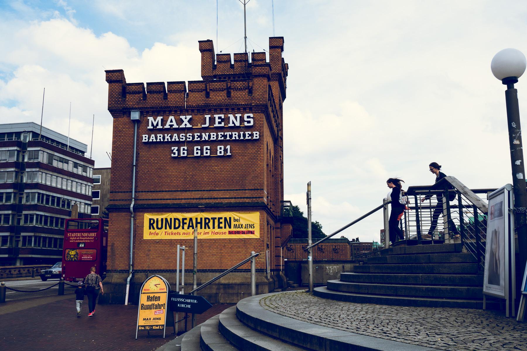 Stadtteilspaziergang – Speicherstadt und Hafencity