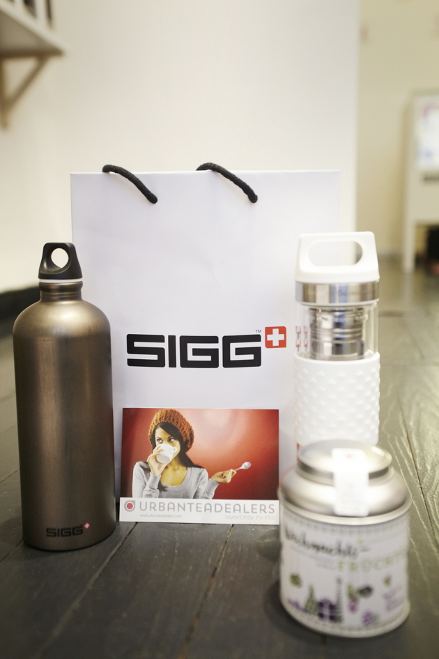 SIGG Blogger Goodie Bag