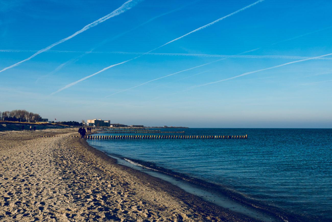 Strand und Ostsee Heiligenhafen