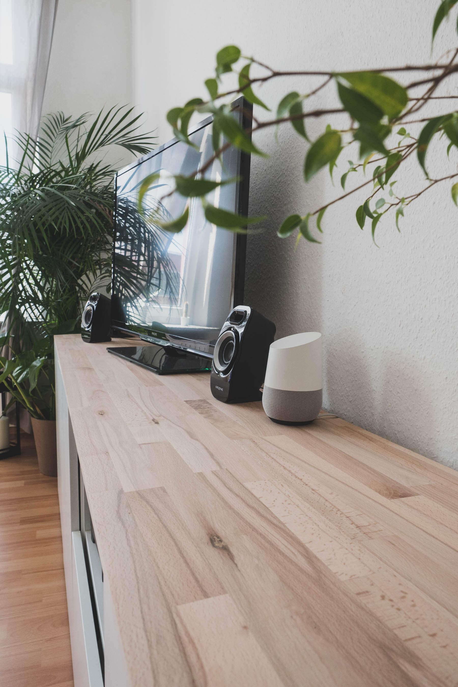 IKEA BESTÅ – DIY-Sideboard fürs Wohnzimmer | zimtsternin