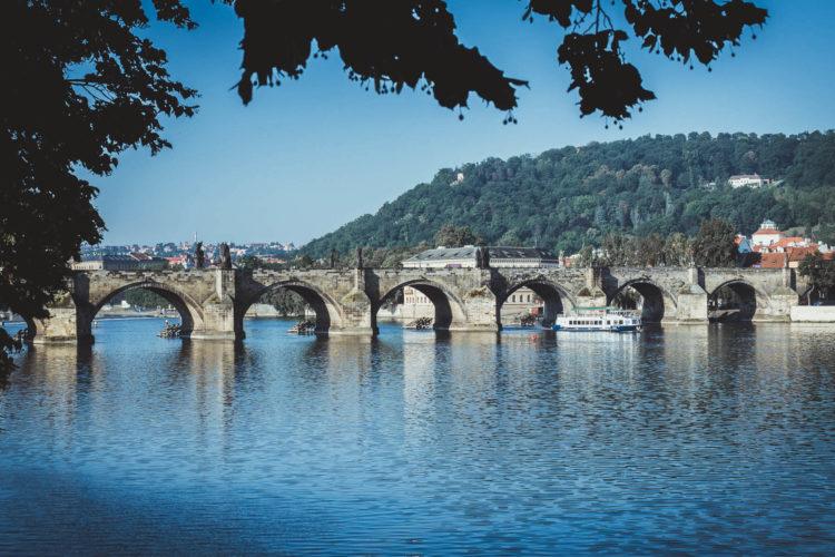 Kalsbrücke Prag