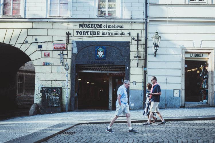 Museum in Prag