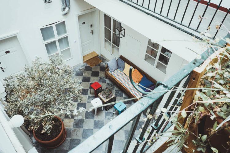 Airbnb in Prag
