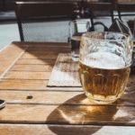 1. Bier in Prag