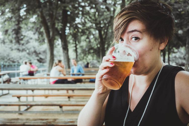 Das letzte Bier in Prag