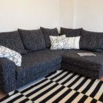 Sofa vorher