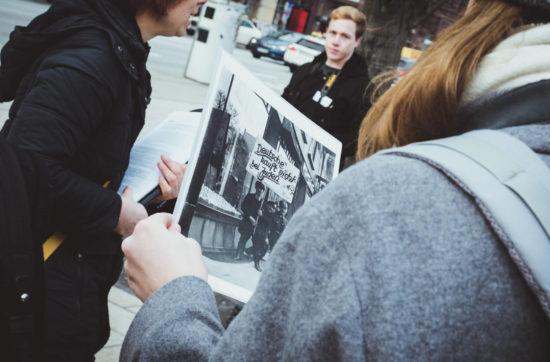 Fotowalk #rundumdiealster Hamburg Alsterhaus